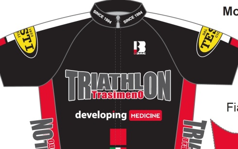 Trasimeno triathlon for developing medicine